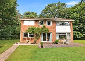 Thumbnail 4 bed detached house for sale in Old Turnpike, Fareham
