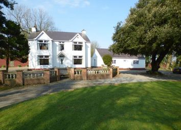 Thumbnail 6 bed detached house for sale in Pentrefelin, Amlwch, Sir Ynys Mon