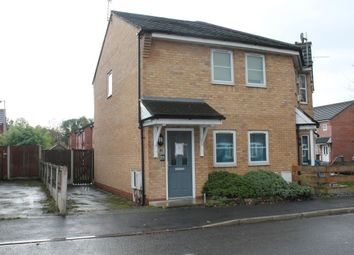 Thumbnail 2 bed flat for sale in Highfield Road, Levenshulme, Manchester