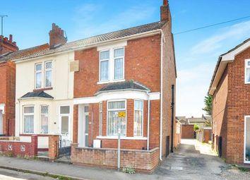Thumbnail 3 bedroom semi-detached house for sale in Tavistock Street, Bletchley, Milton Keynes, Buckinghamshire