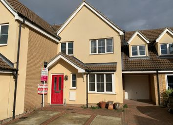 3 bed terraced house for sale in Williamsburg Avenue, Harwich CO12