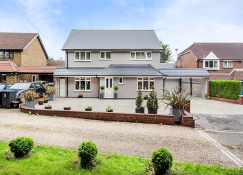 Thumbnail 5 bed detached house for sale in Barnards Place, South Croydon, Surrey
