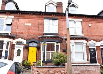 Thumbnail 2 bed terraced house for sale in Stamford Street, Ilkeston, Derbyshire