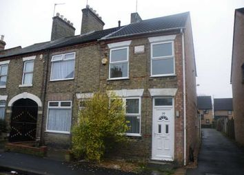 Thumbnail 2 bed end terrace house to rent in Cavendish Street, Eastfield, Peterborough