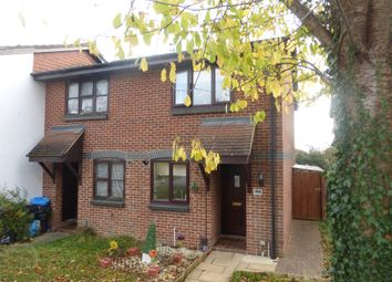 Thumbnail 2 bed end terrace house for sale in Fleetham Gardens, Lower Earley, Reading