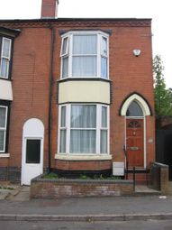 Thumbnail 4 bed terraced house to rent in Westminster Road, Perry Barr, Birmingham