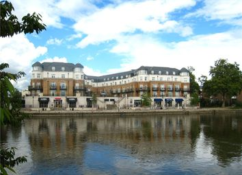 Thumbnail 2 bed flat for sale in Clarence Street, Staines Upon Thames, Middlesex