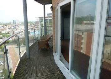 Thumbnail 2 bed flat to rent in Large Two Bed - Coode House, Millsands, Sheffield