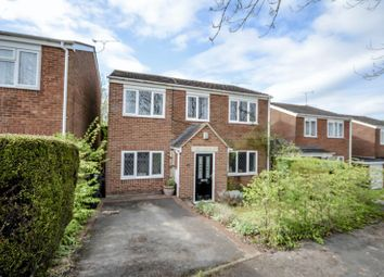 Thumbnail 4 bedroom detached house for sale in Queenborough, Toothill, Swindon