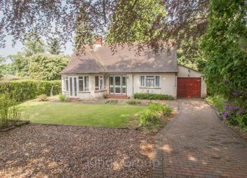 Thumbnail 4 bedroom detached bungalow for sale in Hagsdell Road, Hertford