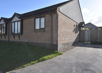 Thumbnail 2 bedroom semi-detached bungalow for sale in Wheal Dance, Redruth