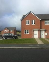 Thumbnail 3 bed end terrace house to rent in Croft Close, Greencroft, Stanley