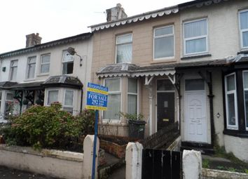 Thumbnail 3 bedroom terraced house for sale in Buchanan Street, Blackpool