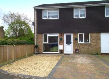 Thumbnail 3 bed end terrace house for sale in Totton, Southampton, Hampshire