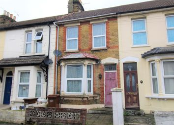 Thumbnail 3 bedroom terraced house for sale in Nile Road, Gillingham, Kent.
