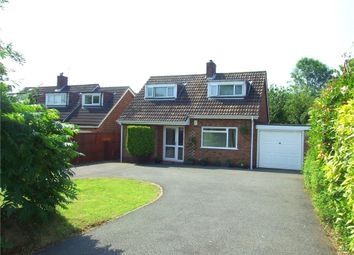 Thumbnail 3 bedroom detached bungalow for sale in Blenheim Drive, Allestree, Derby