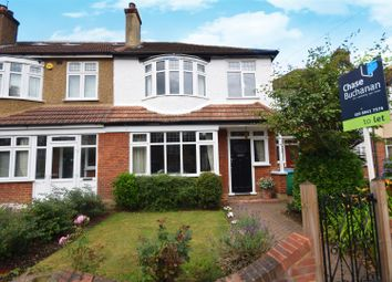Thumbnail 3 bed end terrace house to rent in Percy Road, Hampton