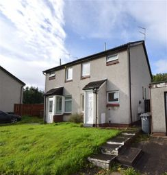 Thumbnail 1 bedroom terraced house for sale in Tirry Avenue, Renfrew
