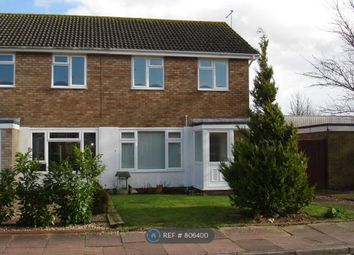 Thumbnail 3 bed semi-detached house to rent in Hudson Close, Worthing