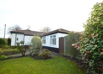 Thumbnail 3 bed detached bungalow for sale in Scholes Lane, Prestwich, Manchester