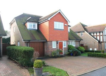 Thumbnail 5 bed detached house to rent in Great Field Place, East Grinstead
