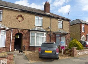 Thumbnail 3 bedroom terraced house for sale in County Road, March