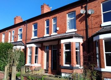 Thumbnail 3 bed terraced house to rent in Albemarle Road, Chorlton Cum Hardy, Manchester