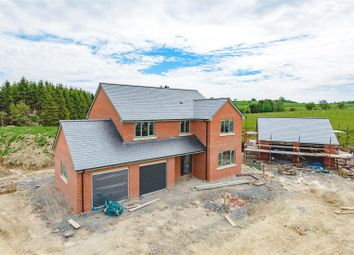 Thumbnail 4 bedroom detached house for sale in Y Maes, Beulah, Llanwrtyd Wells