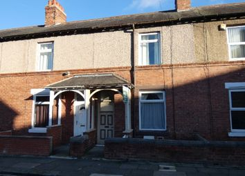 Thumbnail 2 bedroom terraced house to rent in Cedar Road, Bishop Auckland