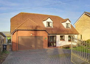 Thumbnail 4 bed detached house for sale in Yelland Road, Fremington, Barnstaple