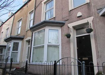 Thumbnail 4 bed property to rent in Oxford Street, Morecambe