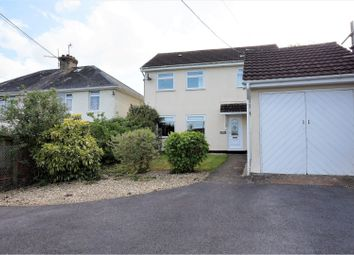 Thumbnail 4 bed detached house for sale in School Lane, Exeter