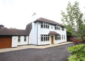 Thumbnail 4 bed detached house for sale in Kingsway, Gayton, Wirral