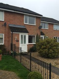 Thumbnail 2 bed terraced house to rent in Amderley Drive, Norwich