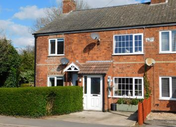 Thumbnail 2 bed cottage for sale in Station Road, Firsby, Spilsby