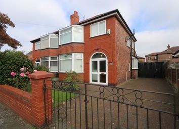 Thumbnail 3 bed semi-detached house to rent in Northleigh Road, Firswood, Manchester