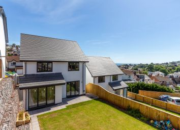 4 bed detached house for sale in Luscombe View, Badlake Hill, Dawlish, Devon EX7