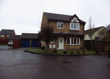 Thumbnail 4 bed detached house to rent in Cooks Close, Bradley Stoke, Bristol