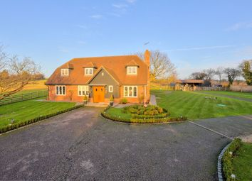 Thumbnail 4 bed detached house for sale in St. Albans Road, Redbourn, St. Albans