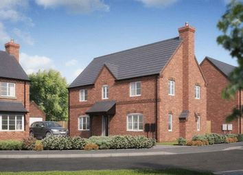 Thumbnail 4 bed detached house for sale in Plot 30, The Haywood, Uttoxeter Road, Hill Ridware