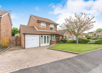 Thumbnail 3 bed detached house to rent in Moorfield Avenue, Knowle, Solihull