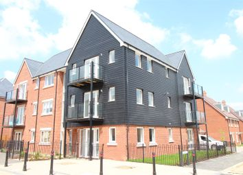 Thumbnail 2 bed flat to rent in Fennel Drive, Biggleswade