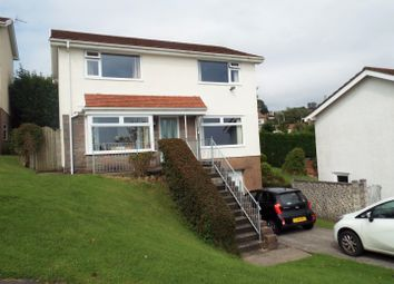Thumbnail 3 bedroom detached house for sale in 28 Pastoral Way, Tycoch, Swansea
