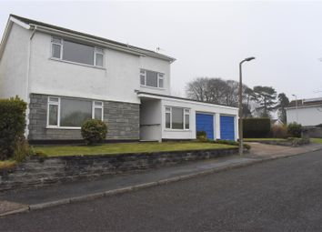 Thumbnail 5 bed detached house for sale in Benbow Close, Sketty, Swansea