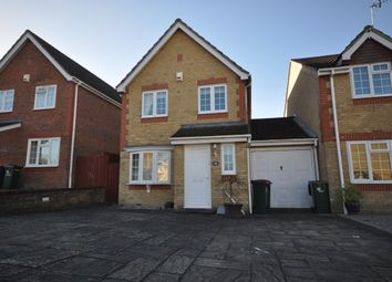 Thumbnail 3 bed detached house to rent in Lyon Close, Maidenbower, Crawley