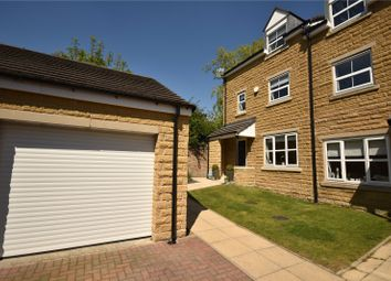 Thumbnail 4 bed end terrace house for sale in Birchwood Mews, Leeds