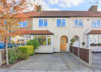 Thumbnail 3 bed terraced house for sale in Leyland Avenue, St. Albans