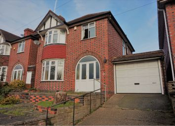 Thumbnail 3 bedroom detached house for sale in Groby Road, Leicester