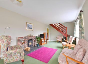 Thumbnail 4 bed detached bungalow for sale in Nether Lane, Nutley, Uckfield, East Sussex