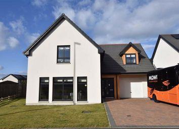 Thumbnail 4 bed detached house for sale in Lawrie Drive, Nairn